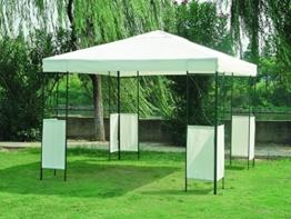 pavillon 3x3 wasserdicht