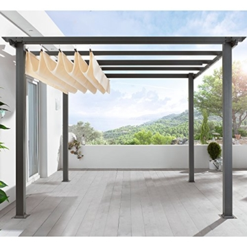Terrassenpavillon