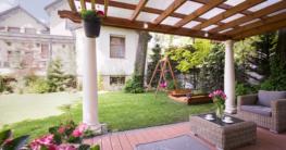 Terrassenüberdachung Vorteile